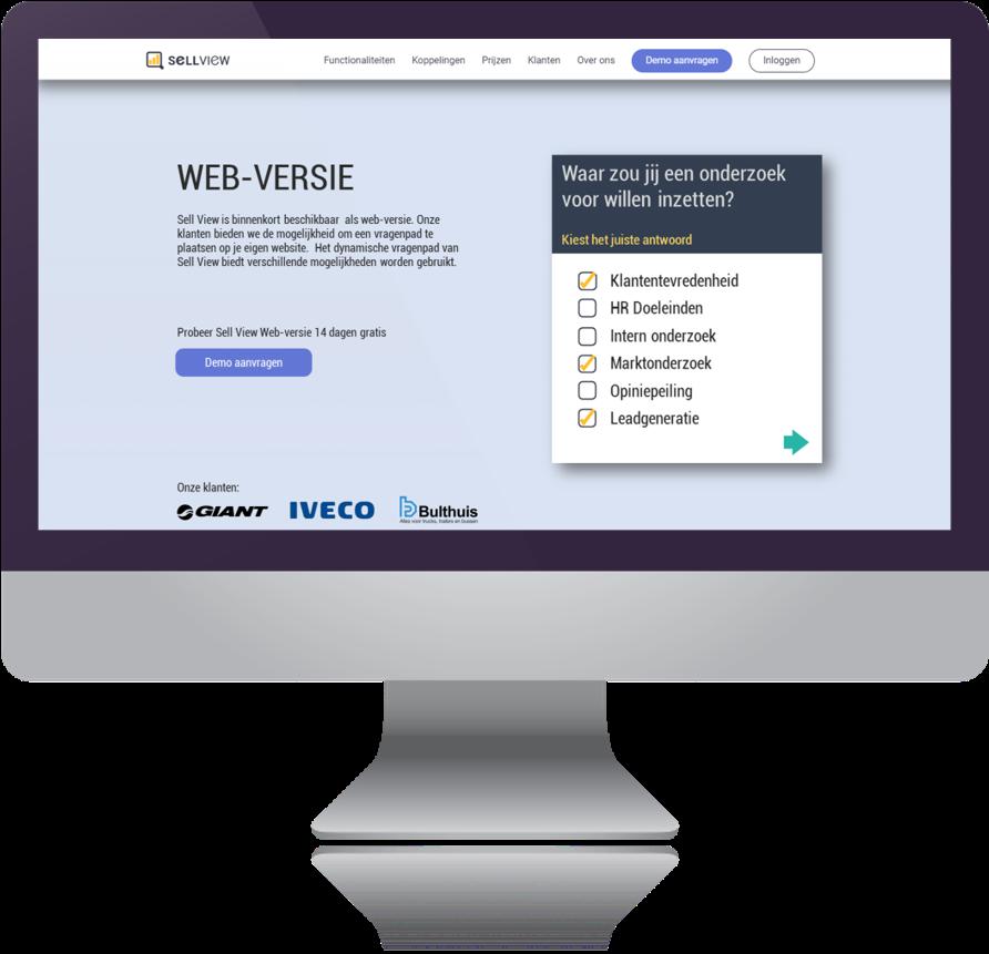 Webinar Sellview